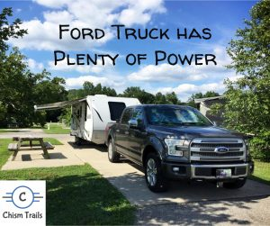 Plenty of Power - Ford Truck