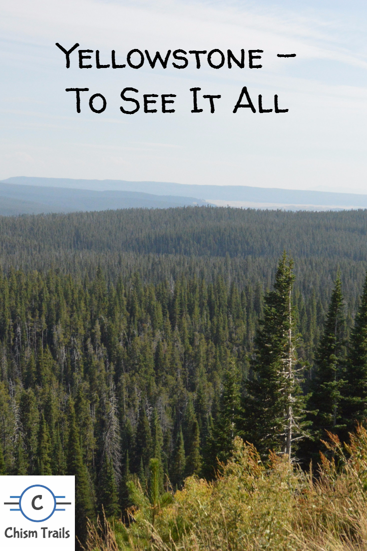 See it all at Yellowstone