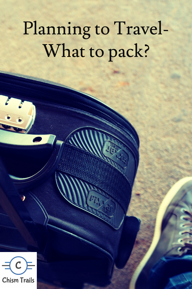 Travel Planning and Packing