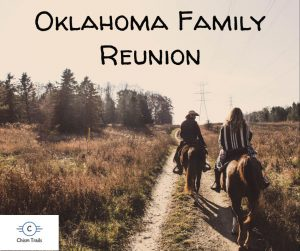 Chism Reunion in Oklahoma