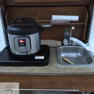 Outdoor-Kitchen-Instant Pot
