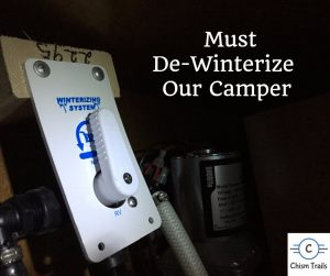 winterize and de-winterize