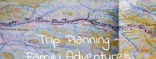 Trip Plans spreadsheet