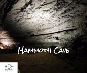 Fun at Mammoth Cave