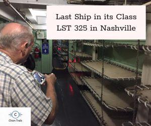 Last Ship LST 325