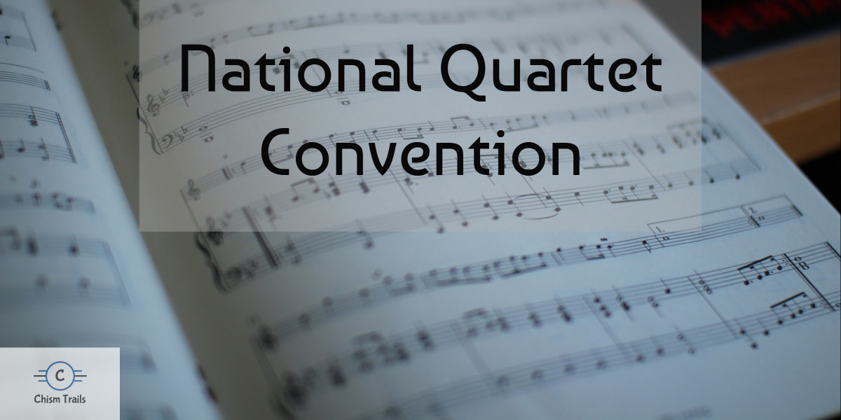 Visiting the National Quartet Convention
