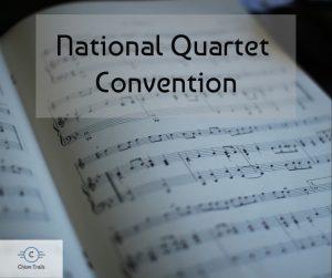 National Quartet Convention Visited