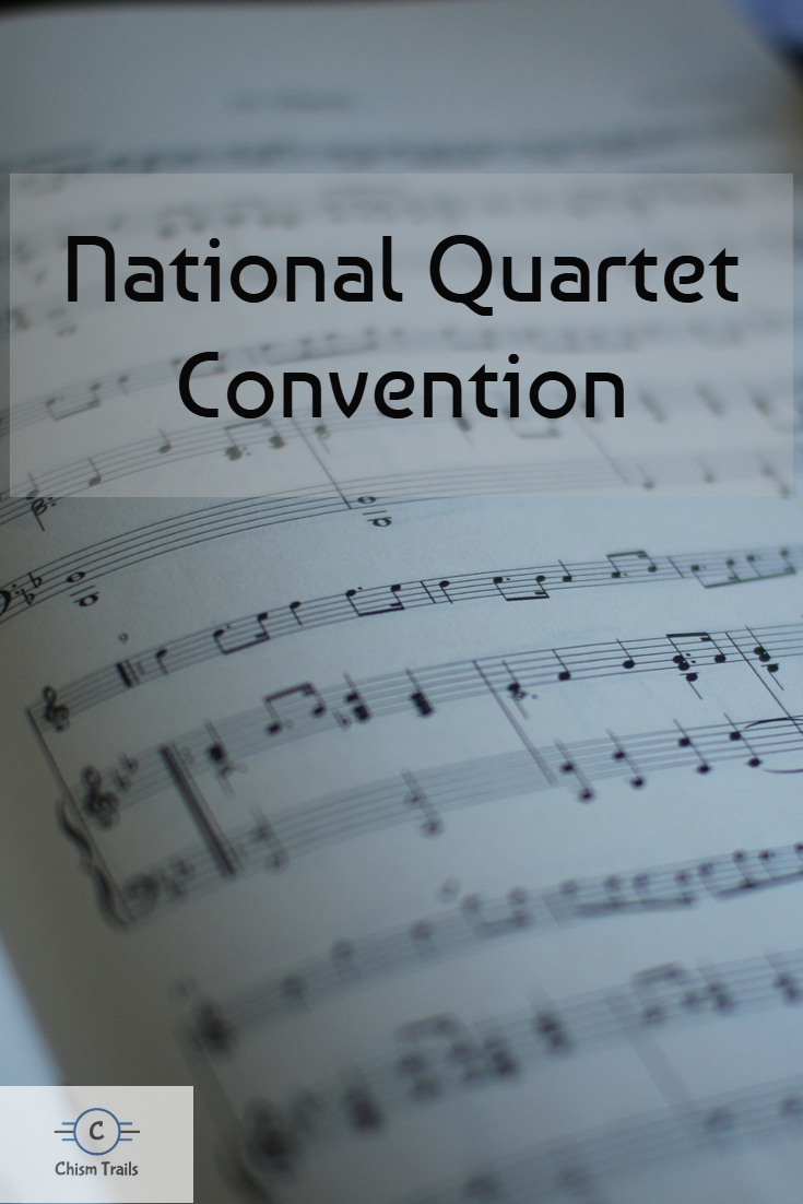 Time at the National Quartet Convention